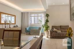 Apartamento à venda com 4 dormitórios em Cidade jardim, Belo horizonte cod:276789