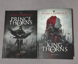 Saga dos Espinhos Livros 1 e 2 - Prince of Thorns e King of Thorns