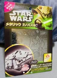 Star Wars - Nano Puzzle Metálico - Millennium Falcon - Tenyo