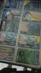 Mais de 1200 cartões Telemar
