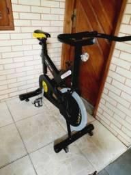Bicicleta ergometrica Spinning ACEITO CARTÃO/ENTREGO