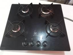 Título do anúncio: Fogão cooktop 4 bocas electrolux