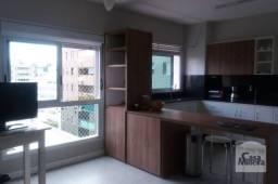 Apartamento à venda com 1 dormitórios em Savassi, Belo horizonte cod:275515