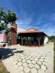 Título do anúncio: Aluguel Casa no Manso + Lancha 24 Pés