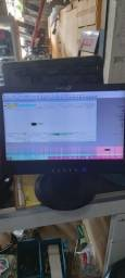 Monitor Bematech com falha