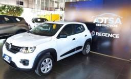 Título do anúncio: Renault Kwid  1.0 Zen 19-19 Branco