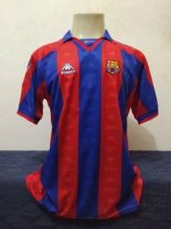 Camisa Barcelona - (1996/1997)