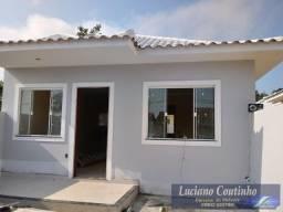 AL 011  Linda Casa  no bairro Coqueiral em Araruama RJ