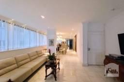 Apartamento à venda com 4 dormitórios em Santo agostinho, Belo horizonte cod:271100