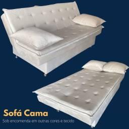 Título do anúncio: Sofá sofá cama sofá cama