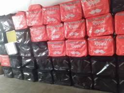 Motoboy bags novas com isopor 45 aceitamos cartões