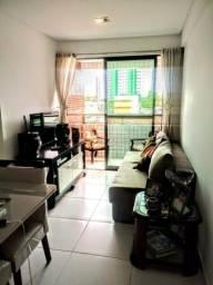 Título do anúncio: DC- Conheça excelente apartamento no Bairro dos Aflitos! 2 quartos, 50m² e 1 vaga.