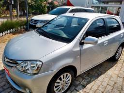 Título do anúncio: Toyota Etios 1.5 XLS 16V FLEX 4P MANUAL