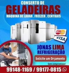 Título do anúncio: REFRIGERAÇÃO Refrigeração