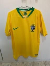 Camisa do Brasil nova