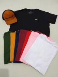 Título do anúncio: Camiseta fio 30 entrego Goiânia e região