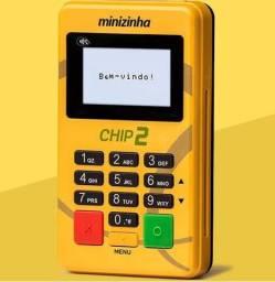 Minizinha Chip2 - 12x sem juros