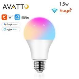 Lâmpada inteligente Avatto 15W