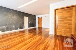 Apartamento à venda com 4 dormitórios em Santa lúcia, Belo horizonte cod:279884