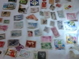 Coleção de selos