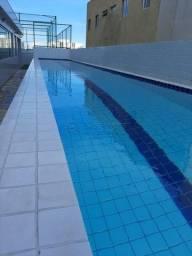 OZL-Apartamento dispõe de 56 m² com sala para dois ambientes!!!