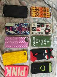 Capinhas de Iphone 5/5s/6 SE
