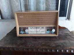 Rádio campeão funcionando