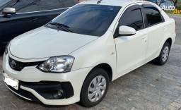 Título do anúncio: Etios Sedan Xs 1.5 Aut. Ano 2018
