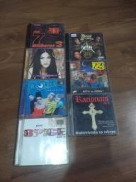Coleção CDs
