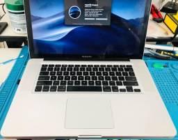 MacBook Pro 15 polegadas, 8gb de memória, SSD240Gb