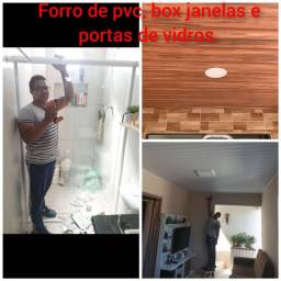Título do anúncio: Aplico forro 40 reais o metro