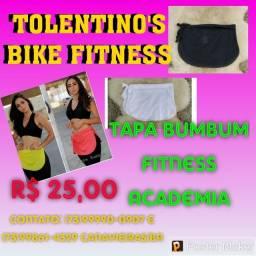 Tapa Bumbum Fitness Academia