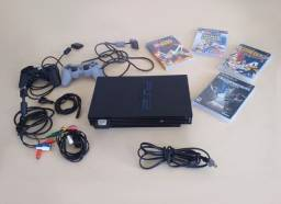 Play Station 2 Completo