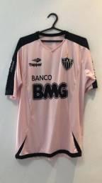 Camisa rosa Atletico Mineiro
