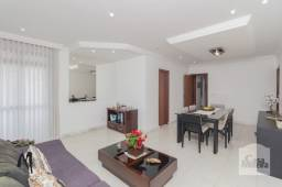 Apartamento à venda com 4 dormitórios em Cidade nova, Belo horizonte cod:277573