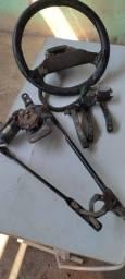 Título do anúncio: Vendo peças do Iveco Eurotech,volante,chave de setas,limpador de parabrisa