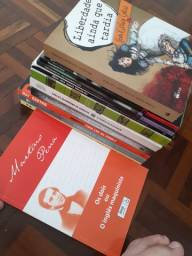 Livros- literatura brasileira