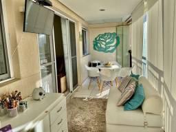 Apartamento na Barra da Tijuca, 2 Quartos, 1 Suíte, 75 m², Península Way