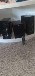 Micro hifi system LG