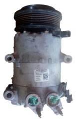 Compressor ford new ka new fiesta new ecosport 1.6 nacional 2012 a 2017