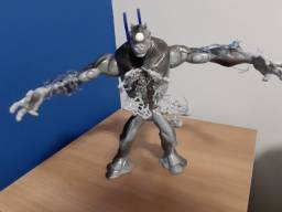 Max Steel- Bonecos Mattel- Extroyer + Elementor Raios