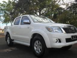 Toyota Hilux SRV 4X4 Flex - 2015