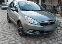 Grand siena essence 1.6 com gás dualogic - 2013