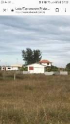 Terreno terceira quadra do mar Praia Real Torres