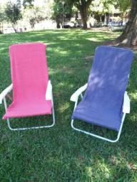 Toalhas para cadeira de praia