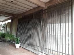 Portão e grade de ferro galvanizado