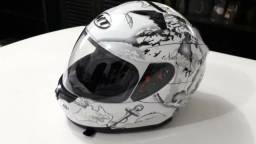 Capacete Helmets MT Blade Global Adventures Tam. 61/62