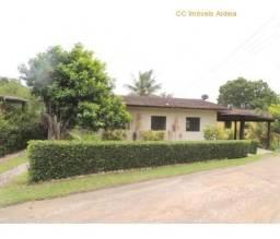 Ótima casa para moradia,local super tranquilo!! km 6 Aldeia