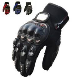 Luva Proteção Sport Moto Motoqueiro, Motoboy e Motocross Bike