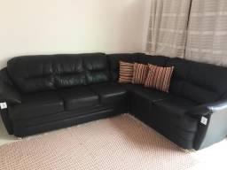 Sofá com tomada